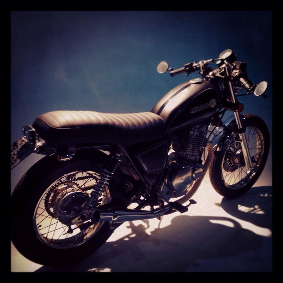1997 Suzuki GN 250 - 9,500 miles For Sale   Car And Classic
