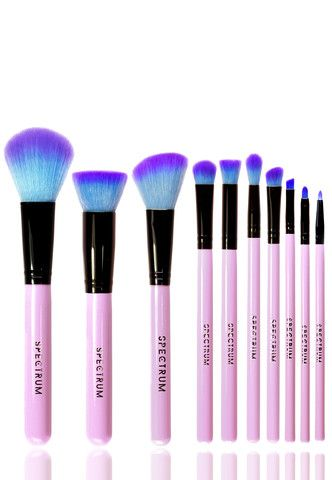 10 piece essential set with images  fine eyeliner pink
