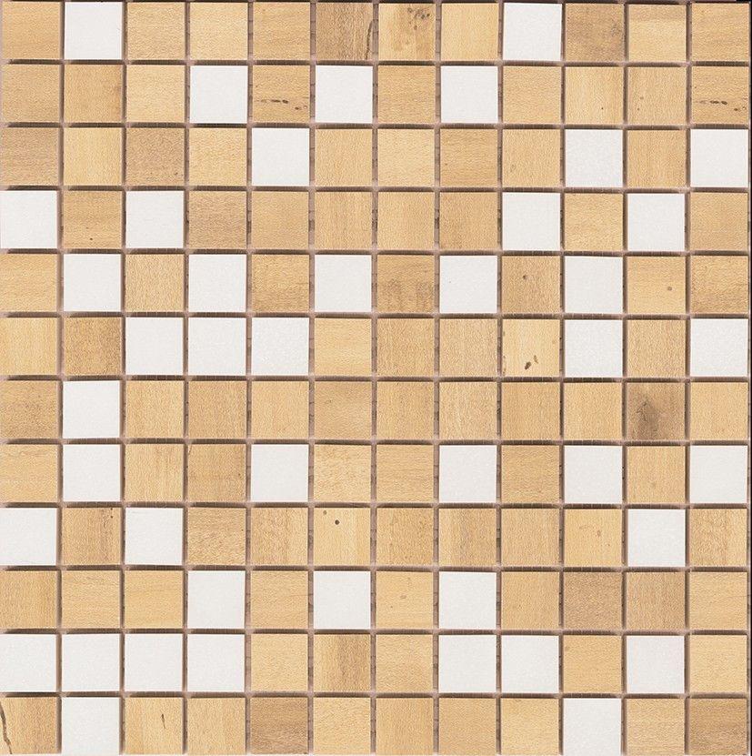 aparici #sylan mix maple #mosaico 2,5x2,5 29,75x29,75 cm, Hause deko