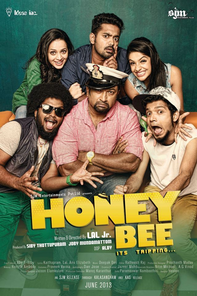 Honey Bee Is A 2013 Malayalam Romantic Comedy Film Written And