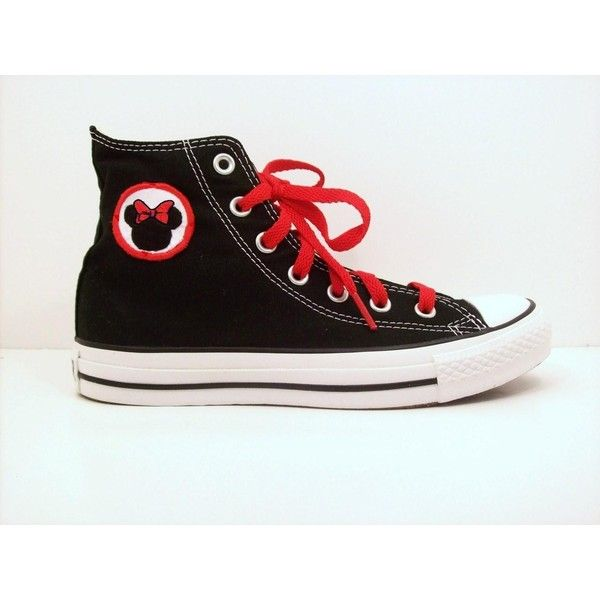 Custom Chuck Taylor Converse Mickey Mouse Shoes | shoes, bags and funky  socks! | Pinterest | Mickey mouse shoes, Mickey mouse and Converse