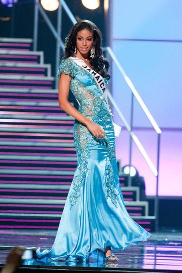 Miss Jamaica Yendi Phillipps06 Jimena Navarrete from Mexico win Miss ...