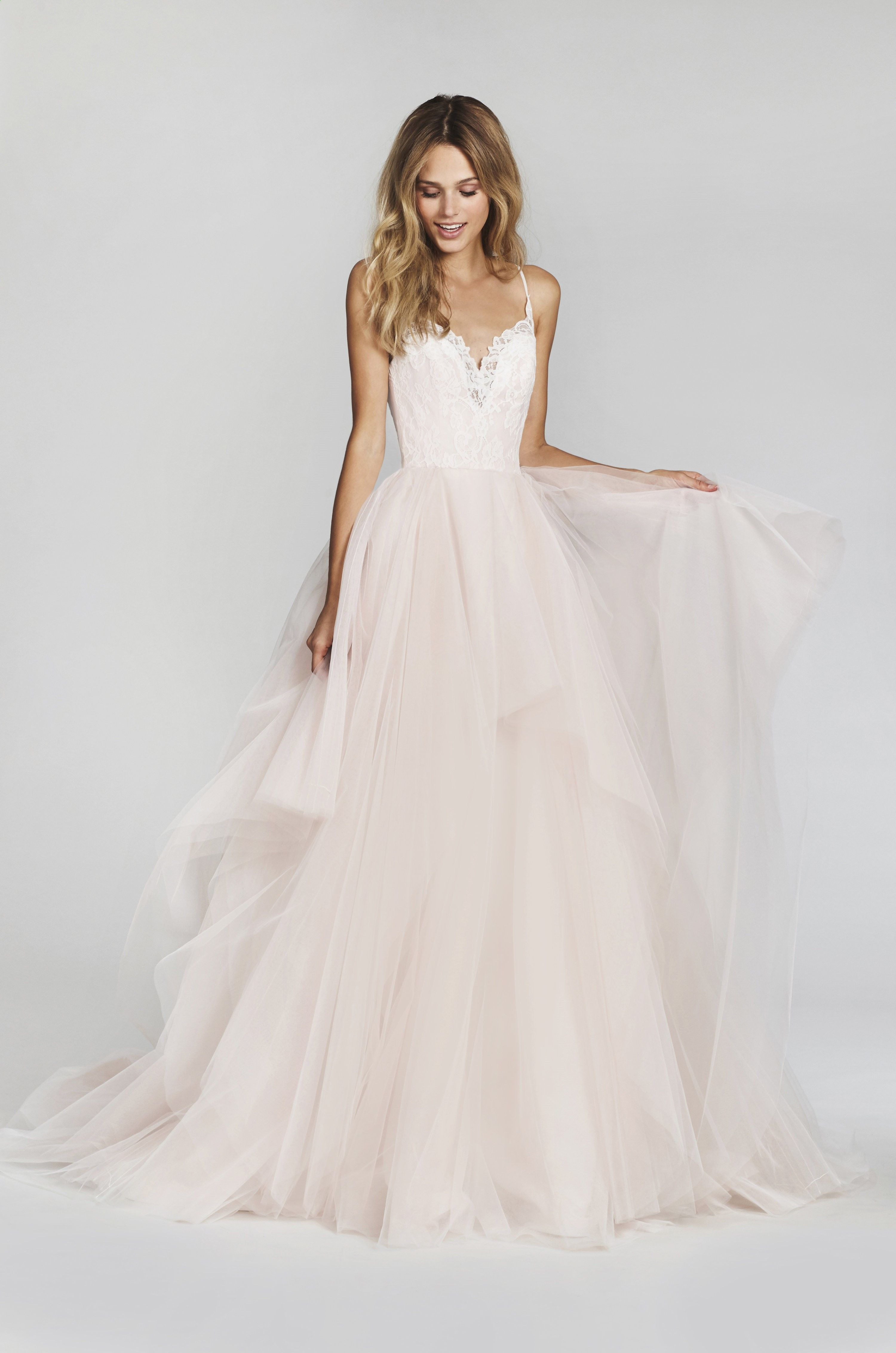 Hayley paige dori wedding dress  Bridal Gowns and Wedding Dresses by JLM Couture  Style  Lilou