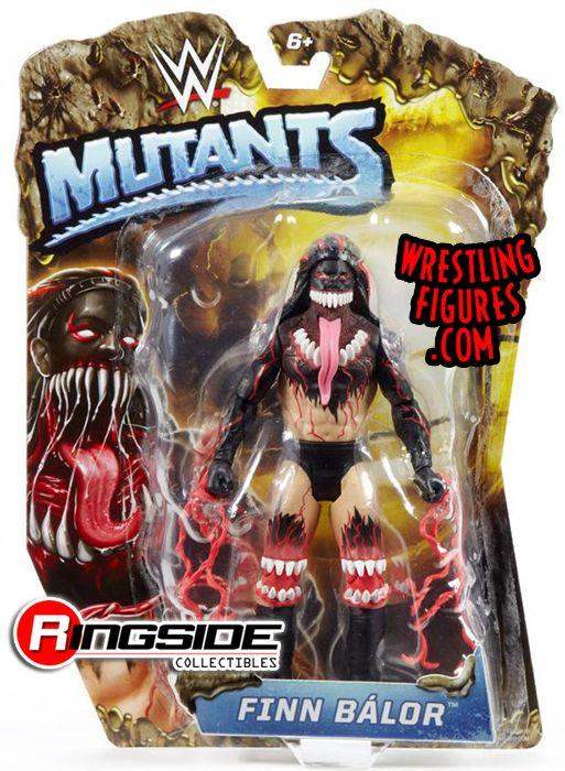 Finn Balor Wwe Mutants Wwe Toy Wrestling Action Figure Wwe Wwe