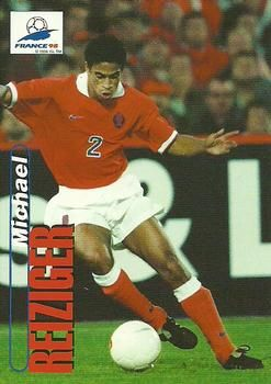 1998 Panini World Cup #32 Michael Reiziger Front
