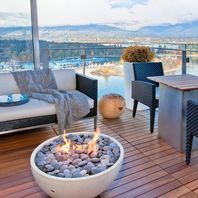 Modern Condo Design Ideas Design Pictures Remodel Decor And Ideas Page 58 Outdoor Fire Pit Designs Outdoor Fire Pit Outdoor Fire