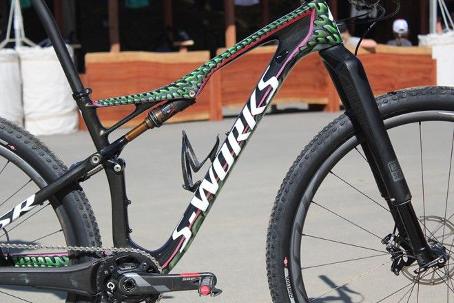 Pro Bike Gallery Simon Andreassen S Xc Race Bike Racing Bikes