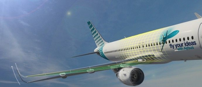 Could These Five Tech Concepts Change Aviation Forever With Images Aviation Airbus Aviation Technology
