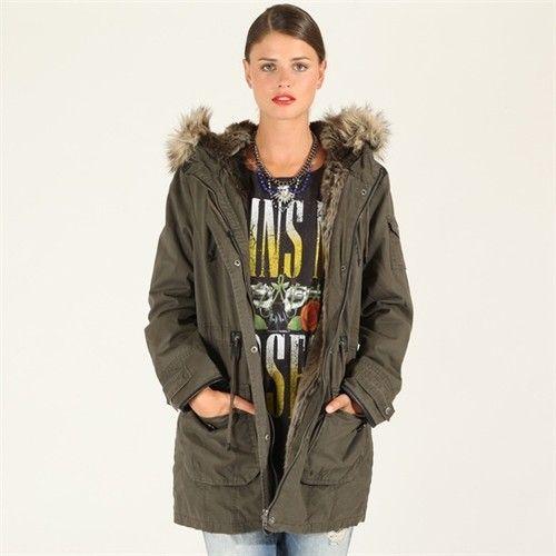 Pimkie - casacos de pelo