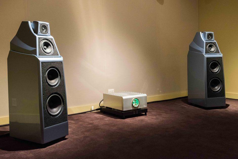 First Listen: Wilson Audio Alexia Series-2 takes my breath