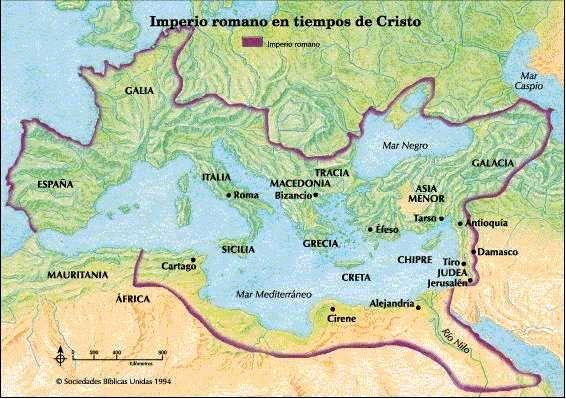 Resultado De Imagen De Imperio Romano En Los Tiempos De Cristo Biblicas Cristianas Imperio Romano Bíblicos