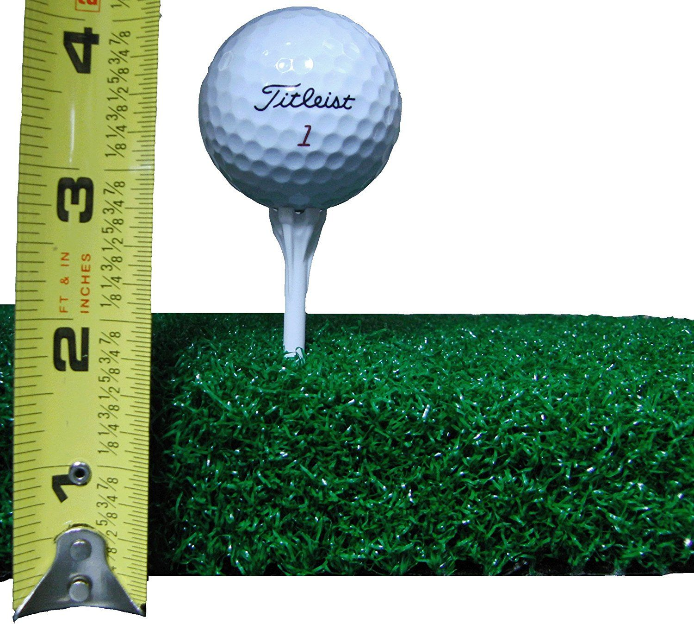"48"" X 60"" XL SuperMat Tee Golf Turf Holds A"
