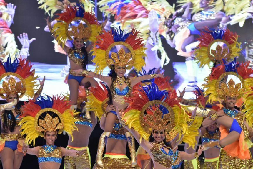 El Heraldo Carnaval De Barranquilla Barranquilla Patrimonio Cultural De La Humanidad Imágenes Coloridas