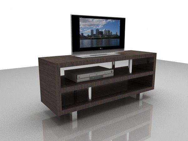 Desain Rak TV Cantik dan Modern | Desain interior, Rak, Desain