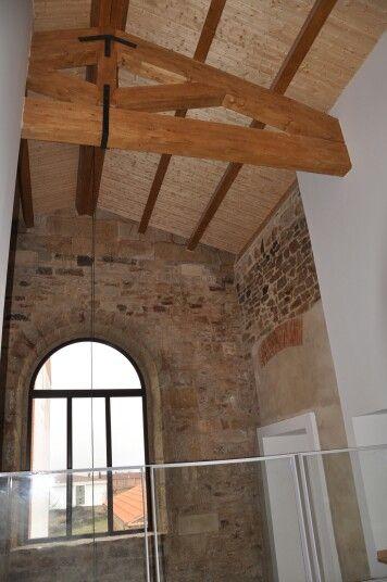 Rehabilitación iglesia San Nicolas para centro cultural