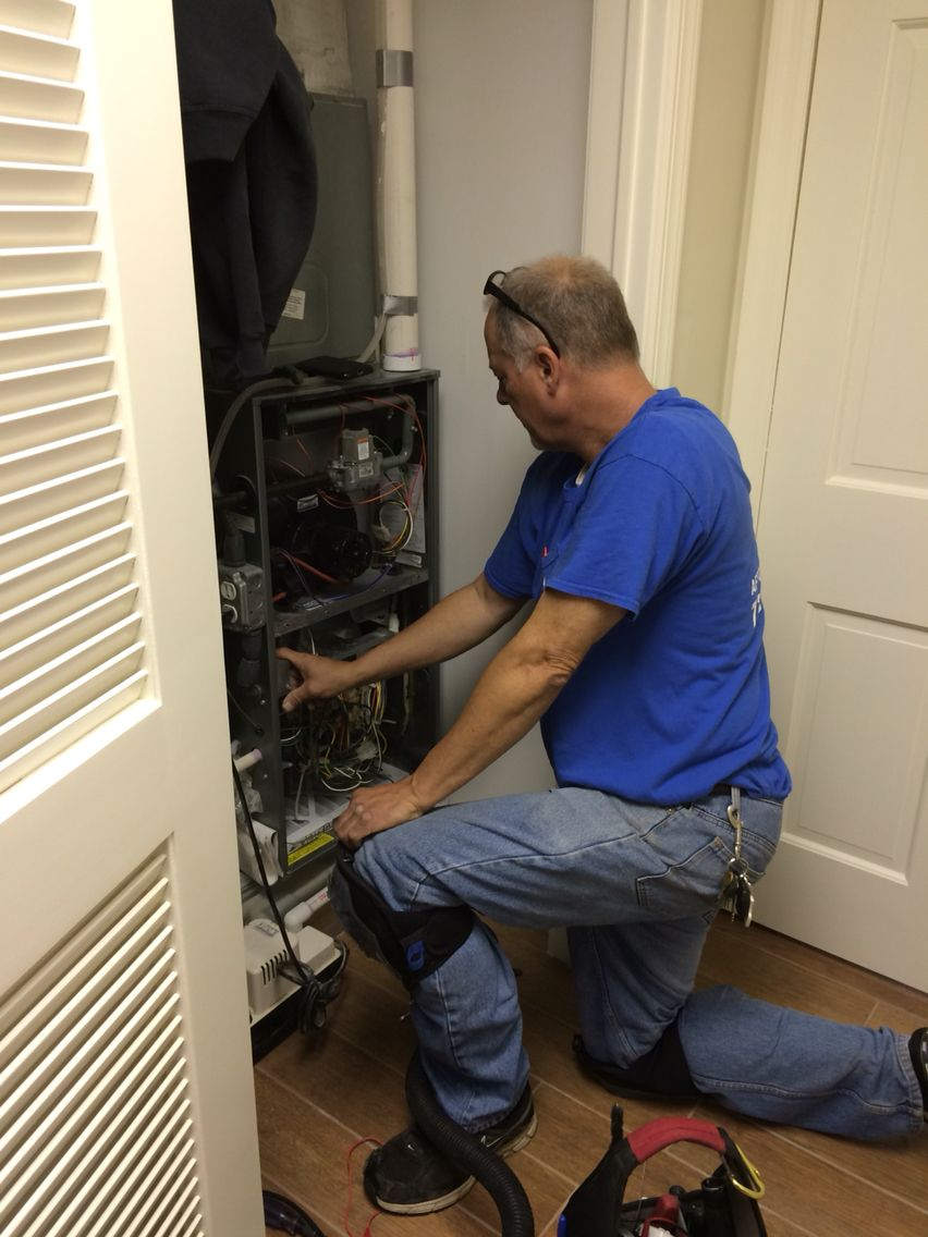 Great job as always Rick! Call & schedule your furnace