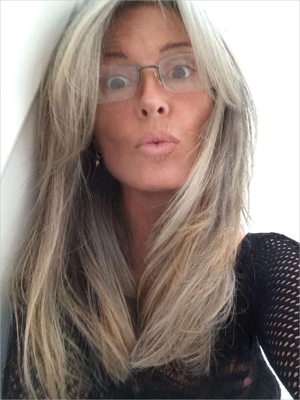 Grey is Beautiful … or is it? Long gray hair, Hair