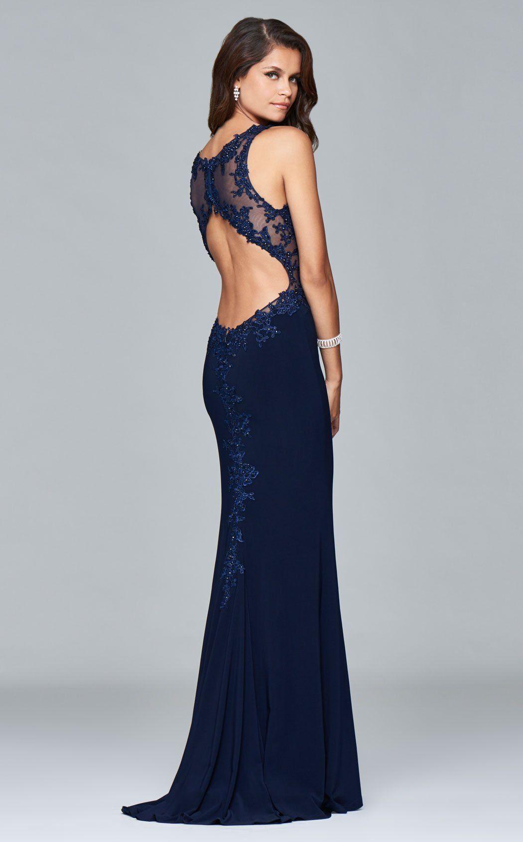 907b73f2e94 Faviana S7999 2016 Homecoming Dresses