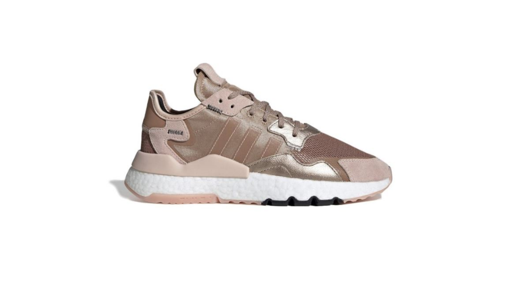scarpe adidas oro rosa