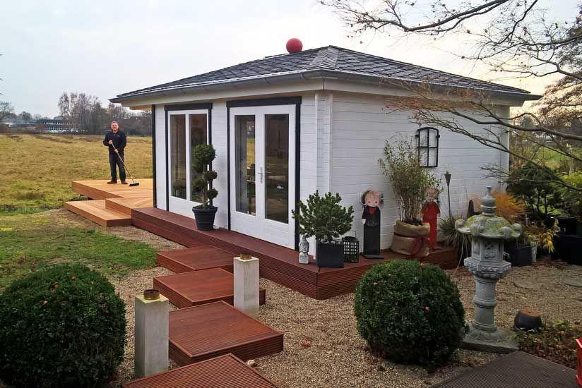 Pin auf Gartenhäuser