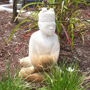 How To Make Garden Statue Cement Moulds: Http://www.cementmoulds.