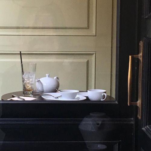 Time for tea #atpatelier #atpatelierweekends #tea
