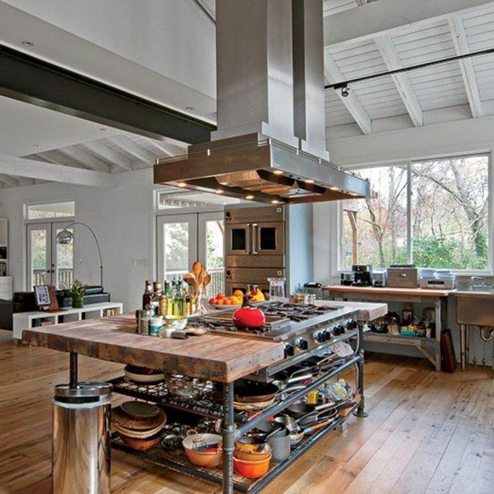 ▷ 1001 + ideas de diseño de cocinas de estilo industrial | Future ...
