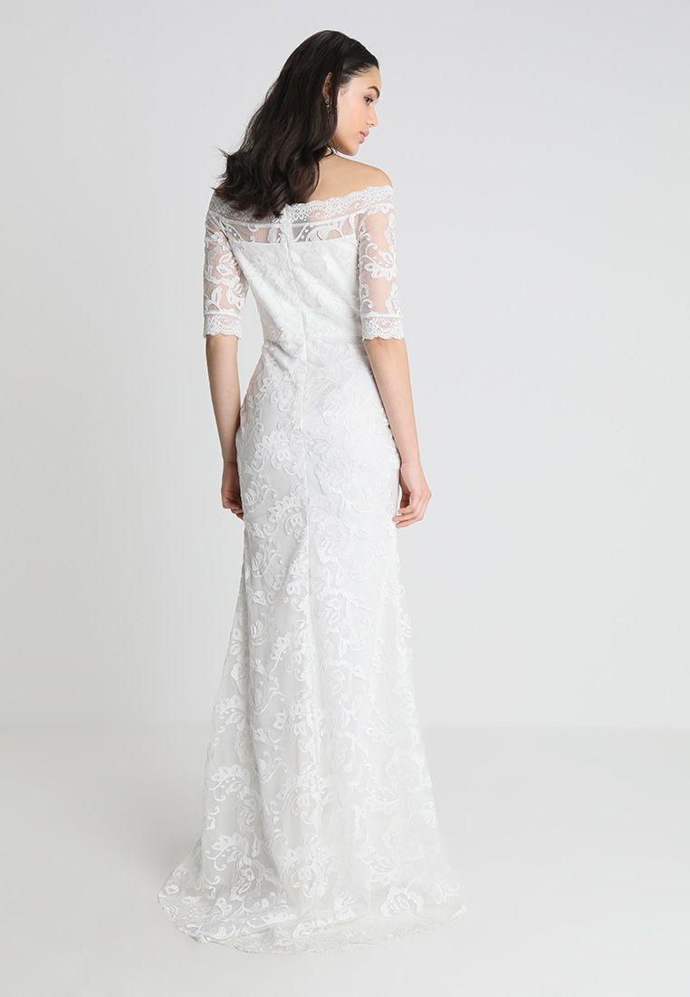 BRIDAL YASBRIDA DRESS - Ballkleid - star white @ Zalando.de