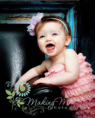 Pink petti romper  baby pink lace  baby girl by ElenaRoseBowtique
