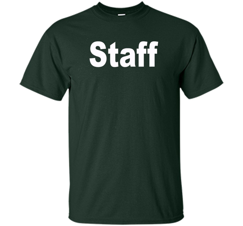 Staff - Jobs Bartender Tshirt