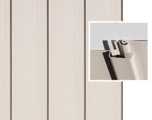 Timbercrest Board And Batten Vinyl Siding At Menards