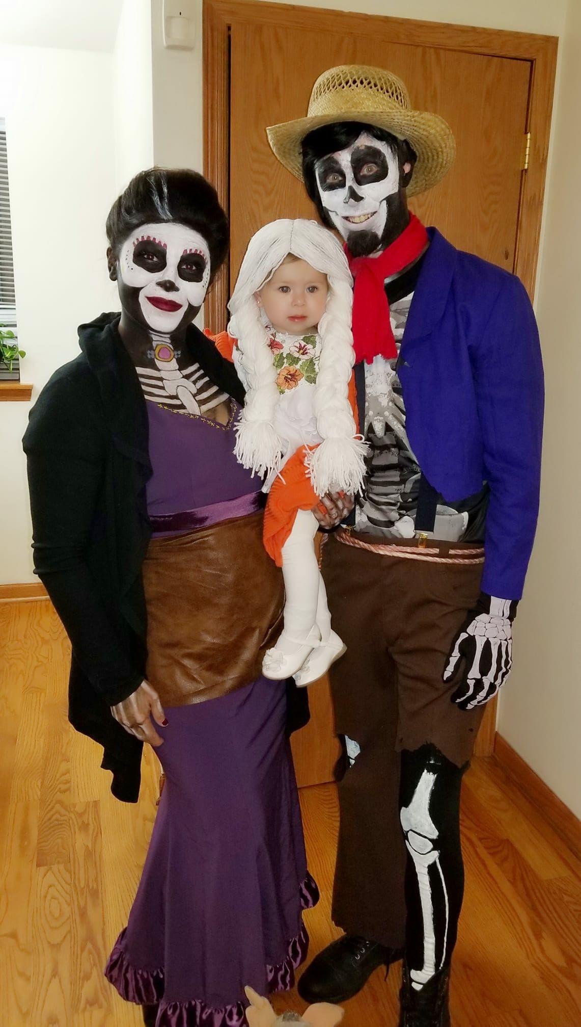 Mama Imelda Hector Mama Coco Coco Costume Diy Halloween
