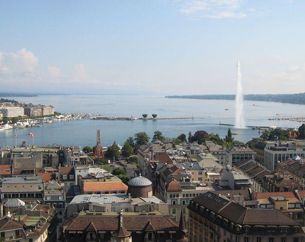 Ginebra, Suiza (Getty Images) - Proporcionado por Life & Style