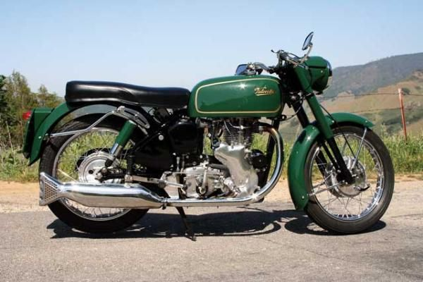1962 velocette clubman