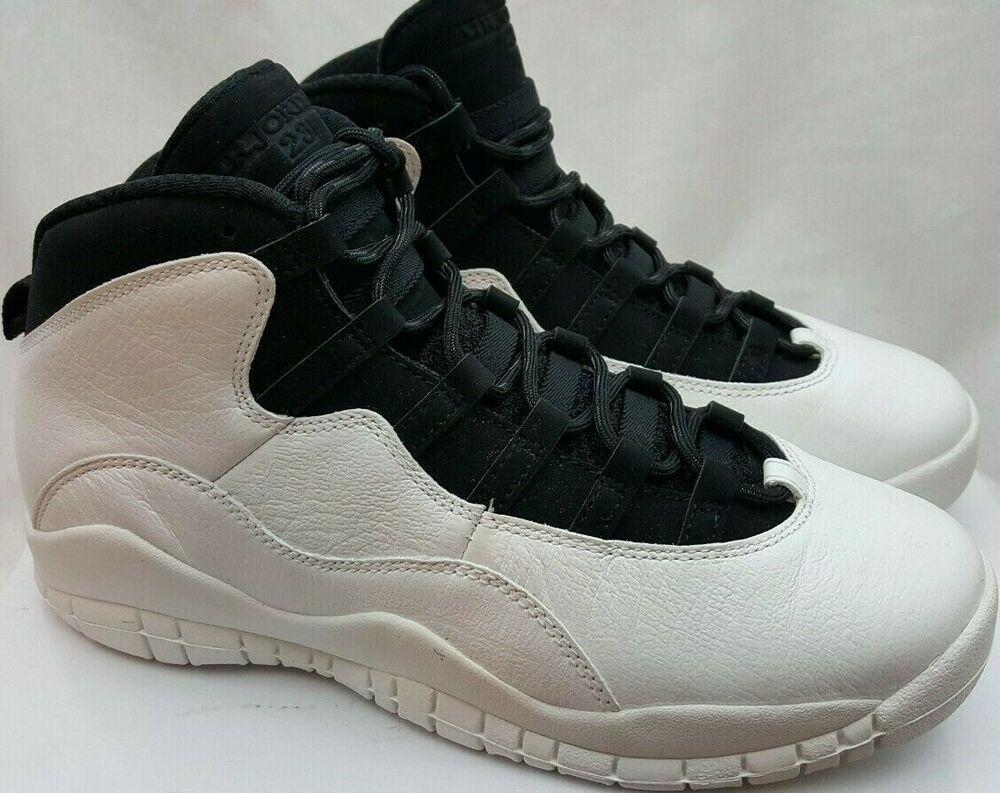 new concept 994b9 e358d eBay  Sponsored Air Jordan Retro 10 BG Im Back Basketball Summit White  310806-104 Size 6Y