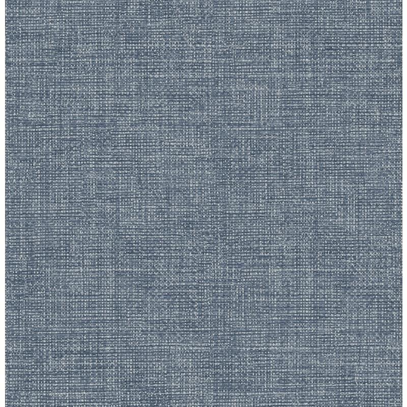 Sls3510 Cobalt Warp And Weft Self Adhesive Graphics Peel And Stick Wallpaper Self Adhesive Wallpaper Peel And Stick Wallpaper Grasscloth Wallpaper