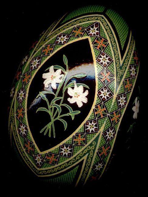 Art: Easter Lily by Artist So Jeo Katherine LeBlond
