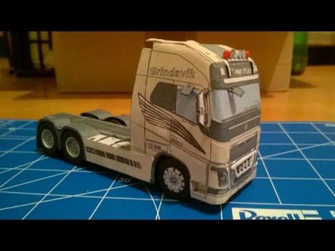 Ide Kreatif Cara Membuat Miniatur Truk Hino Dari Kardus Bekas Youtube Em 2021 Modelos Camiao Brinquedos
