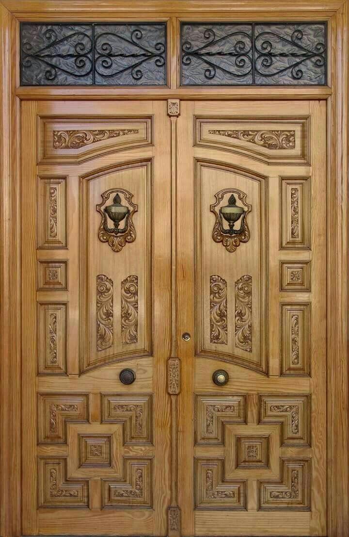 13 Turhan Nacar Ahsabin Guzelligi Double Door Design Wooden Door Design Wooden Main Door Design
