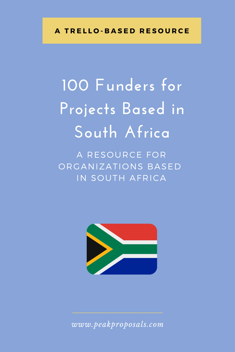 If Your Organization Is Based In South Africa Check Out Our List