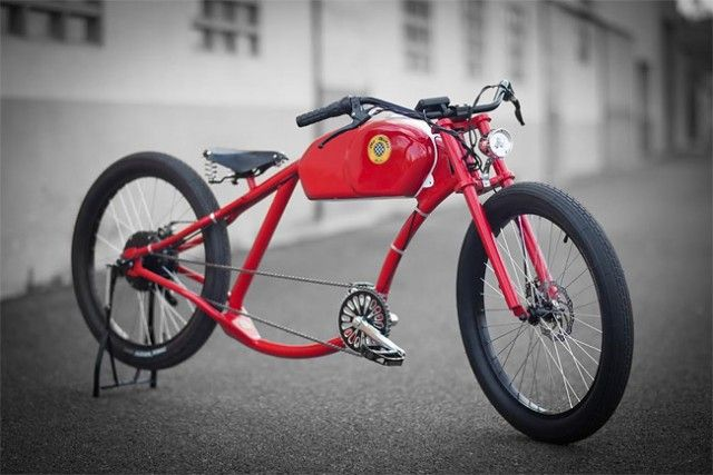 otocycles velo electrique design moto 5 bike v lo lectrique deux roues et cyclomoteur. Black Bedroom Furniture Sets. Home Design Ideas
