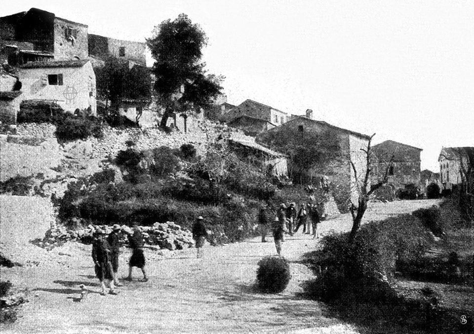 54329d3e370 Σπάνια φωτογραφία από το χωριό του Πέλεκα-ΚΕΡΚΥΡΑ | Ασπρόμαυρες φωτο ...