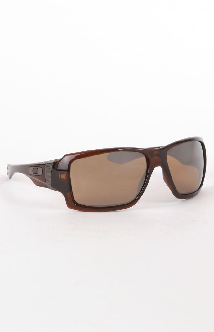 mens oakley sunglasses oakley big taco rootbeer polarized rh pinterest com
