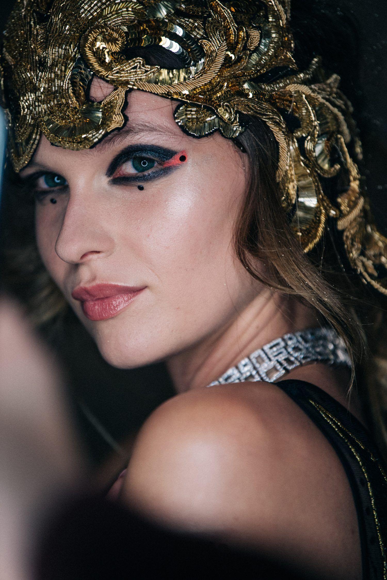 Backstage at Romance Was Born | Sydney via Le 21ème | runway 1 ...