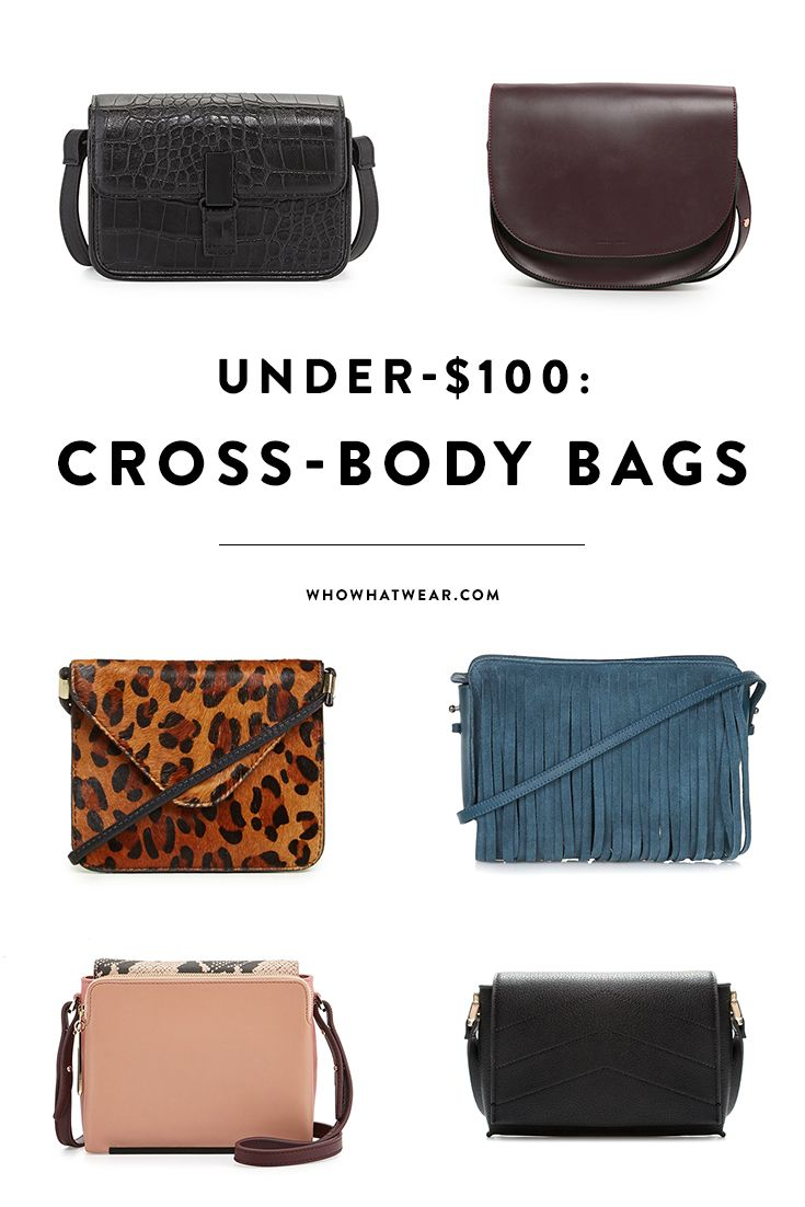The Best Cross Body Bags That Look Way More Expensive Than They Are