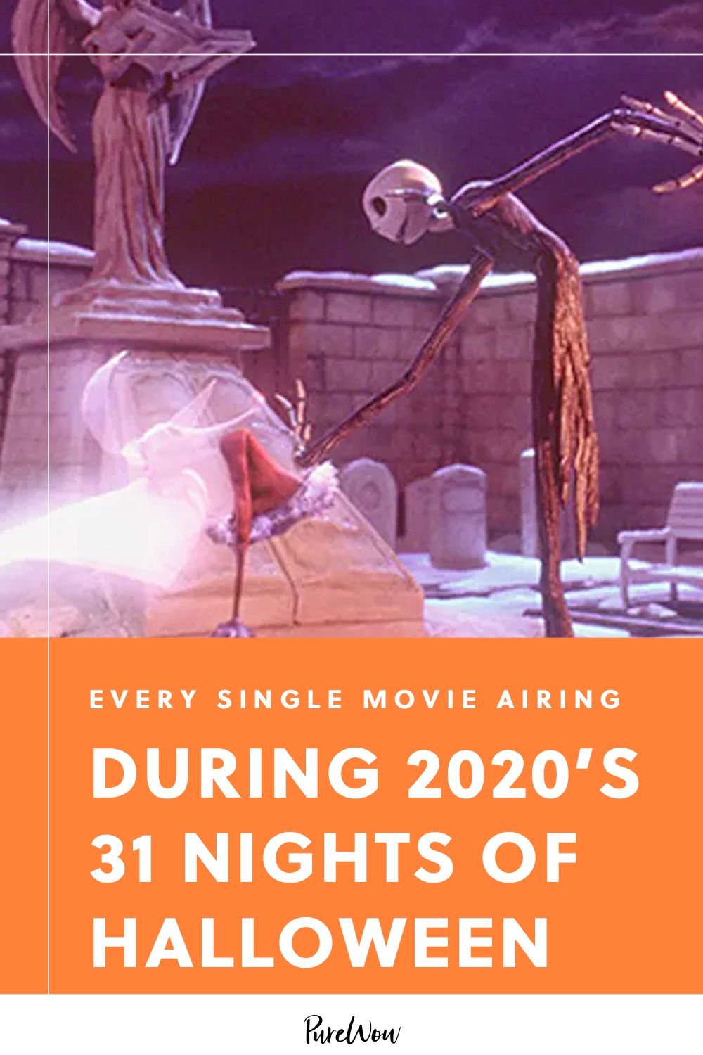 When Is Halloween Airing 2020 Here's Every Single Movie Airing During Freeform's 31 Nights of