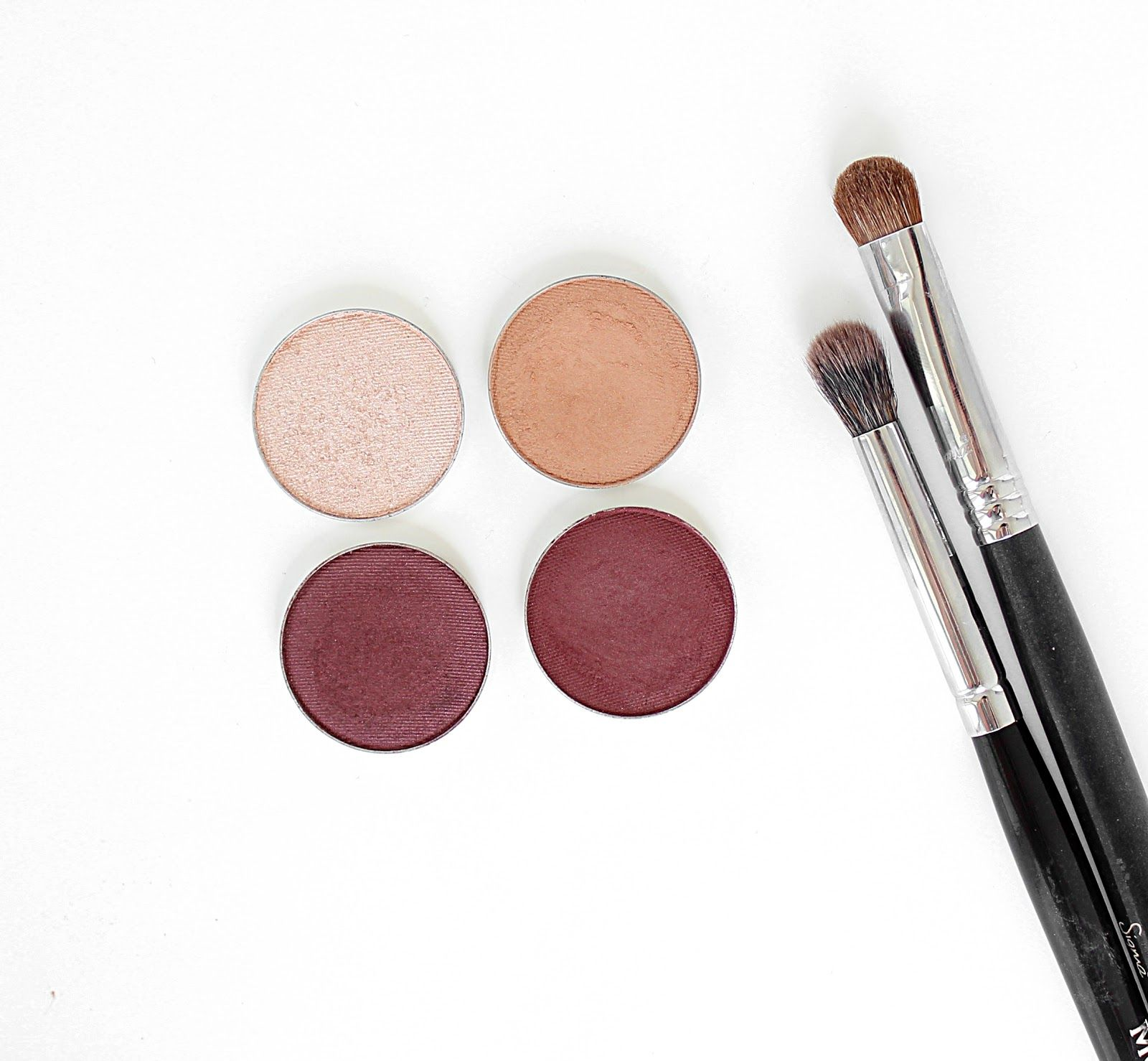 Makeup Geek Eye Shadow Quad Warm Eyeshadow, Makeup