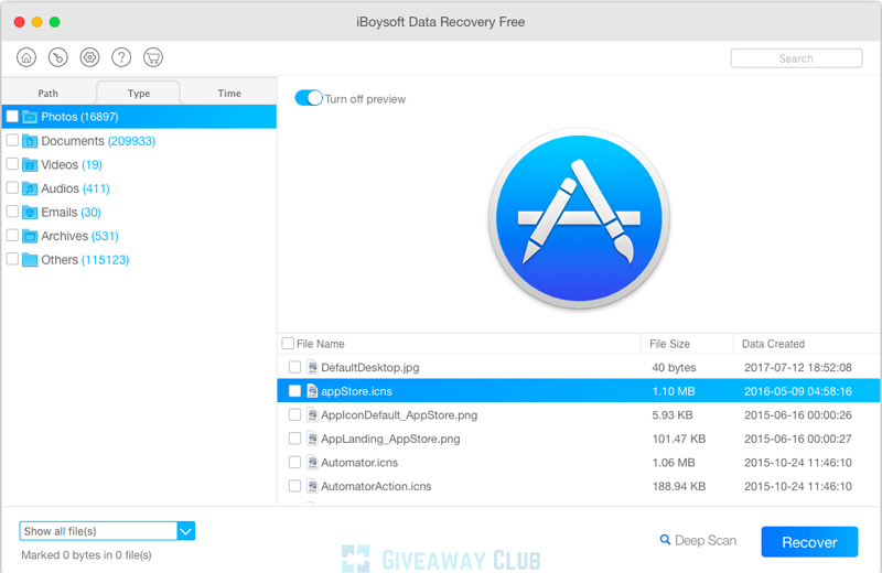 Iboysoft Mac Data Recovery Supports To Recover Lost Documents