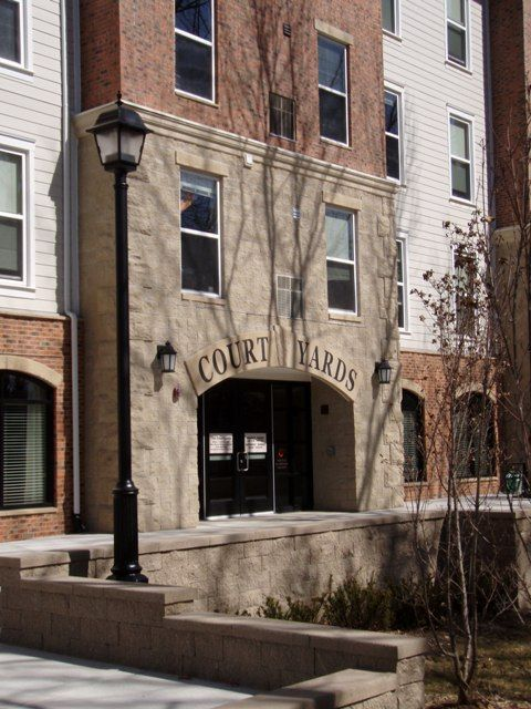 The Courtyard Apartments - Ann Arbor, MI - Acousti-Mat II is great ...