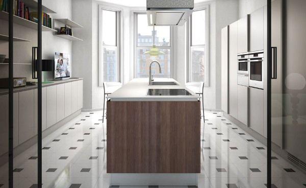 Stylist Kitchen Design Ideas Simple stylist kitchen design with - ernestomeda barrique